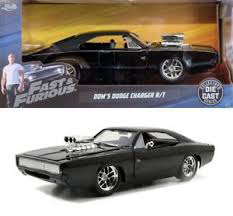 Dom's Dodge Charger R/T (Fast & Furious) - Jada 1:24