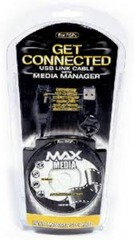 PSP Media Max W/ USB Link Cable