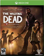 The Walking Dead - Complete First Season (Xbox One)