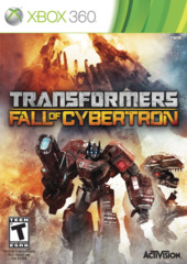 Transformers - Fall Of Cybertron (Xbox 360)