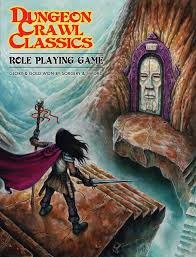 Dungeon Crawl Classic Role Playing Game