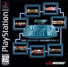 Midway Presents: Arcade's Greatest Hits The Midway Collection 2
