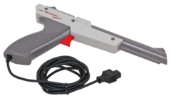 Nintendo Zapper Light Gun (NES)