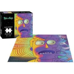 Rick and Morty: Psychedelic Jerry 200pc Puzzle (9x11)
