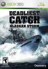 Deadliest Catch - Alaskan Storm (Xbox 360)