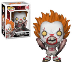 #542 - Pennywise with spider legs (IT)