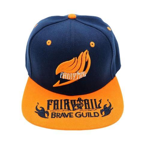 Blue - Orange - Fairy Tail