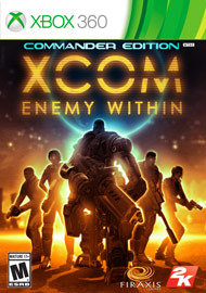 XCOM: Enemy Within - CE (Xbox 360)