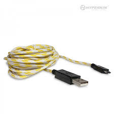The Power Link Polygon Series [PS4/ Xbox1/ Andriod (White & Gold)]