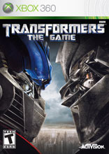 Transformers - The Game (Xbox 360)
