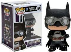 #120 - Steampunk Batman