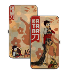 Katana Hinged Wallet (DC Comics)