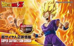 Dragon Ball Z Gohan Super Saiyan 2 Figure‑rise Model Kit