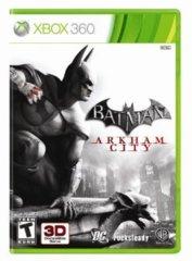 Batman - Arkham City (Xbox 360)