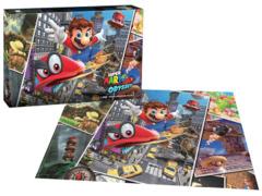Super Mario Odyssey - Snapshots (Puzzle) - 1000pc Premium