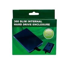 XBox 360 Slim Internal Hard Drive Enclosure