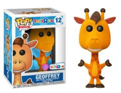 #12 Geoffrey (Flocked) ToysRus Exclusive