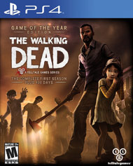 The Walking Dead - Complete First Season (Playstation 4)