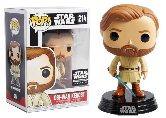 #214 - Obi-Wan Kenobi (Star Wars)
