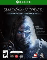 Shadow of Mordor - GotY (Xbox One)