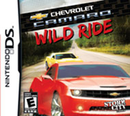 Chevrolet Camaro: Wild Ride (Nintendo) DS