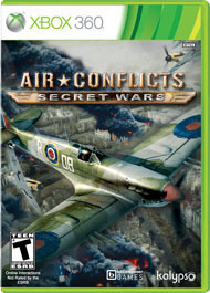 Air Conflicts Secret Wars (Xbox360)