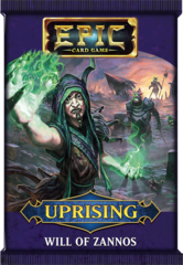 Epic Card Game: Uprising Will of Zannos