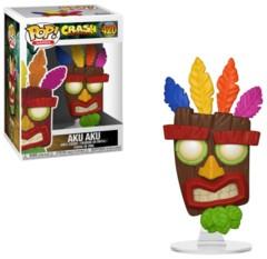 #420 - Aku Aku (Crash Bandicoot)