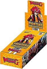 Fighters Collection 2016 Booster Box