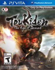 Toukiden - The Age of Demons (PS Vita)