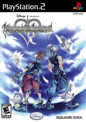 Kingdom Hearts Re - Chain of Memories (Playstation 2)