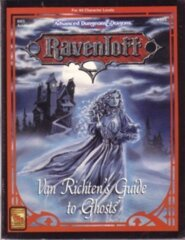 Advanced Dungeons & Dragons: Ravenloft - Van Richten's Guide to Ghosts