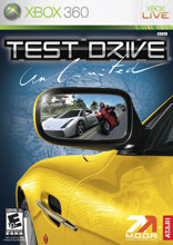 Test Drive - Unlimited (Xbox 360)