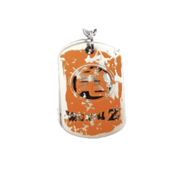 Double Dog Tag (DragonBall Z) - Metal