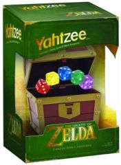 Yahtzee - Treasure Chest (The Legend of Zelda) - CE