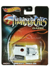 Hot Wheels Thundercats Classic Thundercats Thunder Tank