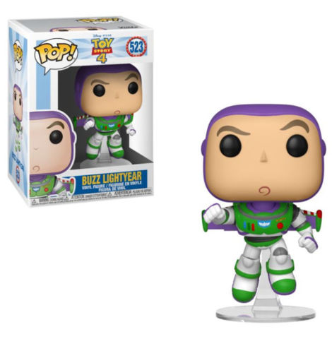 #523 - Buzz Lightyear (Toy Story 4)