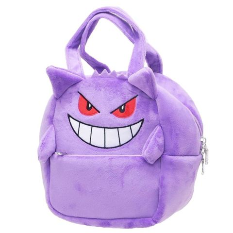 Gengar - Pokemon (Purse) - Plush - Apparel » Backpacks - Wii Play Games c6d8196d00