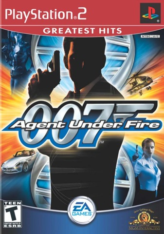 007 - Agent Under Fire (Playstation 2)