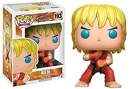 #193 - Ken (Street Fighter) - Toysrus