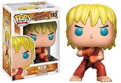 #193 - Ken (Street Fighter) - Toys'r'us