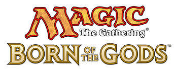 Born of the gods logo