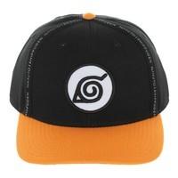 Black - Orange - Naruto