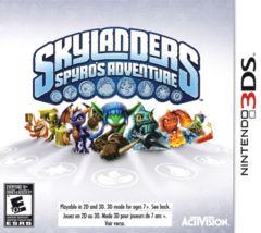 Skylanders Spyro's Adventure - Game Only (Nintendo 3DS)