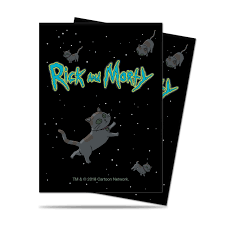 Rick and Morty V2 - Standard Sleeves (Ultra Pro) - 65ct