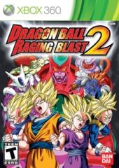 Dragon Ball Z - Raging Blast 2 (Xbox 360)