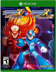 Mega Man X Legacy Collection 1 + 2 (Xbox One)