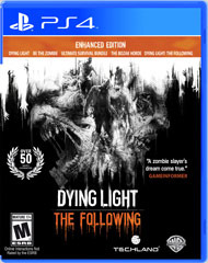 Dying Light - The Following (Playstation 4) - PS4