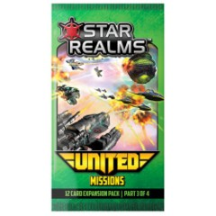 Star Realms - United - Missions Booster Pack