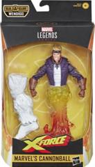Marvel's Cannonball - Marvel Legends Series (Build-A-Figure-6in)